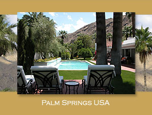 Palm Springs Vacation Rental, Palm Springs Rentals